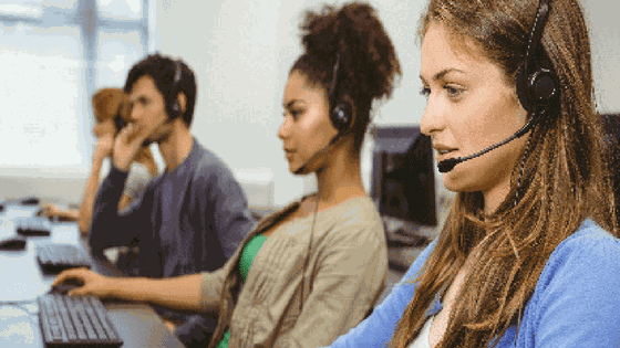 Call Center California